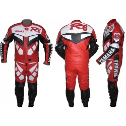 motorcycle/motorbike leather suit